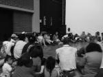 Discusion y Plenaria en comisión de Tierras y Territorios Urbanos. Foto: Irene