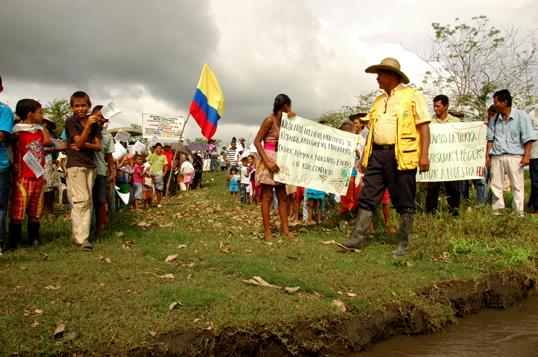 La comunidad de El Garzal (Sur de Bolívar) denuncia posible apropiación ilegal de tierras del Estado y una amenaza de desalojo para el 13 de diciembre