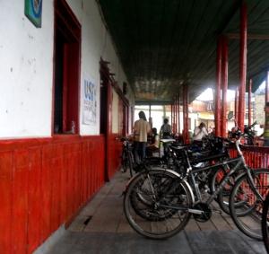Casa de Citas en Pereira, sede de la Universidad Sin Fronteras.