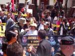 madres de Soacha, falsos positivos. Bogotá