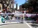 marcha del 6 de marzo en Bogota contra los crimenes de estado1