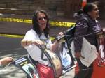 Ni perdon ni olvido, por los desaparecidos, mujeres movice. Bogotá