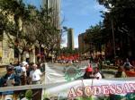 Organizaciones de desplazados. Bogotá