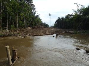 Potencial impacto ambiental del Oleoducto Bicentenario en cuencas hidrográficas de la región